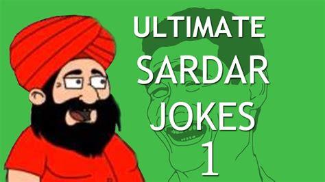 EPISODE 41: SARDAR JOKES IN ENGLISH 1   YouTube