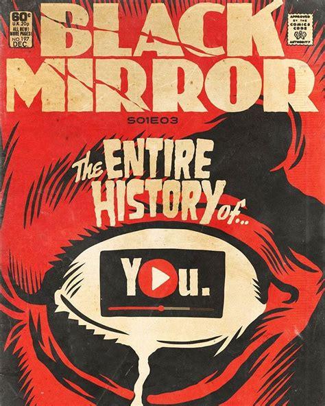 Episodes of  Black Mirror  Brilliantly Transformed Into ...