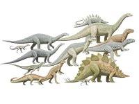 Epoca de dinosaurios   En que epoca aparecieron?
