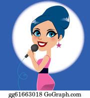 EPS Vector   Young circus artist perform. Stock Clipart ...