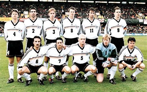 Equipo de fútbol, Alemania, Futbol internacional