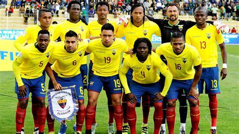 EQUIPOS DE FÚTBOL: ECUADOR Selección y Equipos