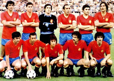 EQUIPOS DE FÚTBOL: SELECCIÓN DE ESPAÑA contra Italia 12/06 ...