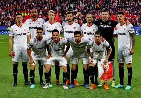 EQUIPOS DE FÚTBOL: SEVILLA contra Bayern Munich 03/04/2018 ...