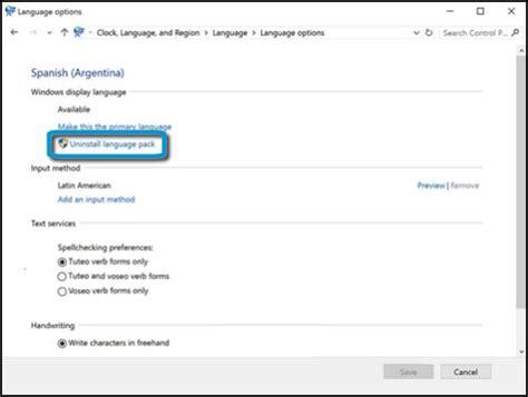 Equipos HP   Cómo cambiar el idioma  Windows 10  | Soporte ...