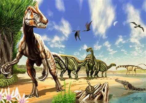 Eras Triásico, Jurásico y Cretácico   Ciencia y Educación ...
