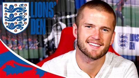 Eric Dier: It Was My Best Footballing Moment! | Lions  Den ...