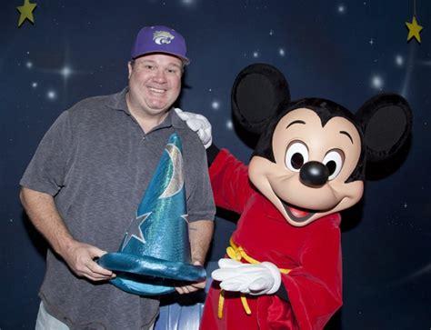 Eric Stonestreet got to hold onto Mickey Mouse s Fantasia ...