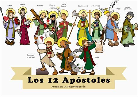 ERLIJIOKO IRAKASLEA: LOS 12 APÓSTOLES