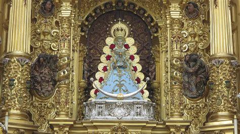Ermita del Rocío: La Virgen del Rocío, preparada para la ...