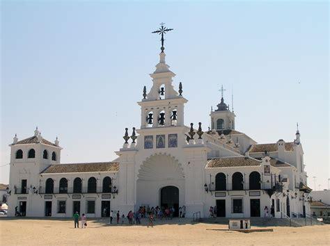 Ermita Virgen del Rocío, Portal Fuenterrebollo
