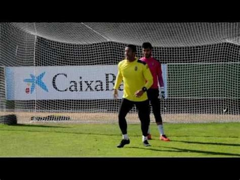 Ernesto García entrenador de porteros. DEMO.   YouTube ...