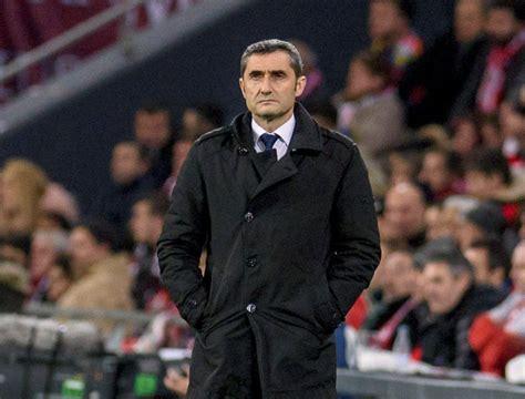 Ernesto Valverde renueva por una temporada como entrenador ...