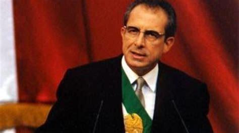 Ernesto Zedillo: El ex presidente de México reaparece ...