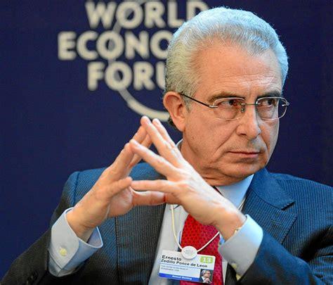 Ernesto Zedillo, más que un experto en economía y finanzas ...