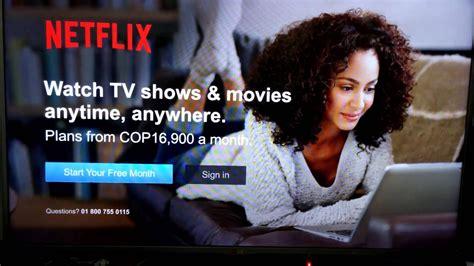 Error al iniciar sesión en Netflix desde Smart   Subtitled ...