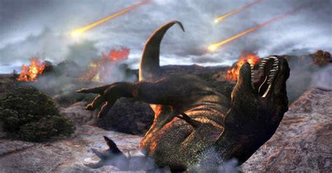 Erupciones volcánicas e impacto de meteorito provocaron ...