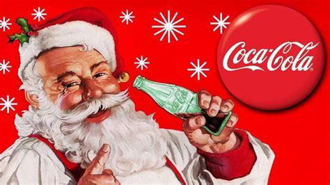¿Es cierto que Coca Cola hizo que Santa Claus vistiese de ...