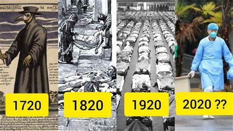 Es falso que cada 100 años ocurra una pandemia en el mundo ...