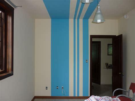ESC PINTURAS RIO GRANDE: pintura com efeito listras na ...