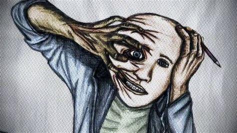 Escalofriantes Dibujos De Los Trastornos Mentales   YouTube
