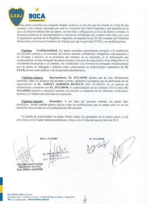 Escandalo  Football Leaks filtró el contrato de Tevez ...