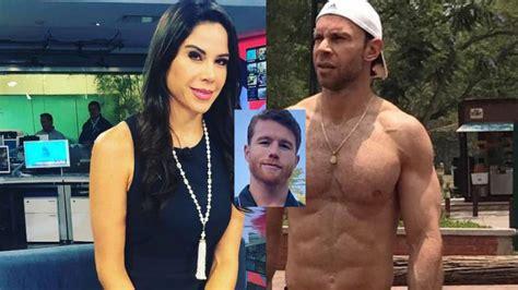 Escándalo por foto de Paola Rojas con Canelo Álvarez tras ...