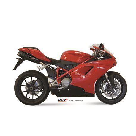 Escape Mivv UD.021.L9 Ducati 1098 del 2007 2011 Suono Inox ...