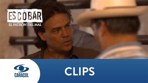Escobar, el patrón del mal   Marcos Herber le pedirá ayuda ...