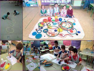 Escola Salvador Dalí, Figueres #Educació Infantil: P3, LES ...