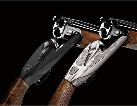 Escopeta Benelli 828 U superpuesta