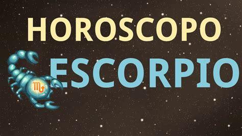 Escorpio Horóscopo enero 2020   YouTube