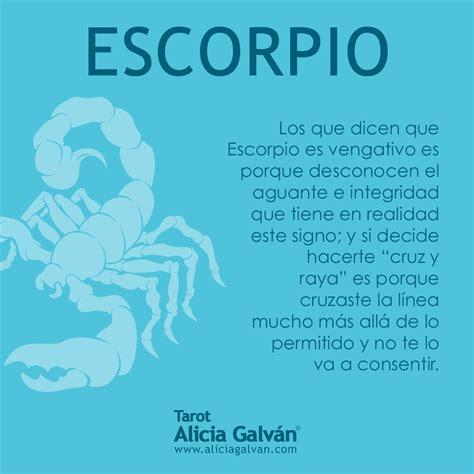 Escorpio   Horóscopo Semanal | Escorpio, Signo escorpio y ...
