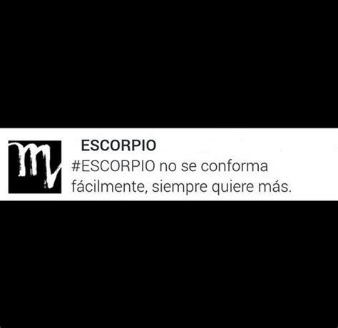 #ESCORPIO #SCORPIO #ZODIACO #ZODIAC #SIGNO #SIGN ...