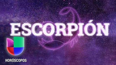 Escorpión en el mes de Leo | Univision Horóscopos   YouTube