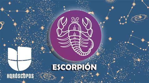 Escorpión   Predicciones para 2020 | Univision Horóscopos ...