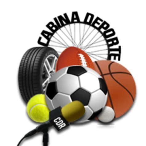 Escucha el canal Cabina Deporte Radio   iVoox