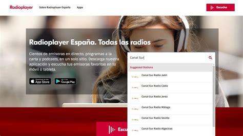 Escucha emisoras españolas de radio en Radio Player españa ...