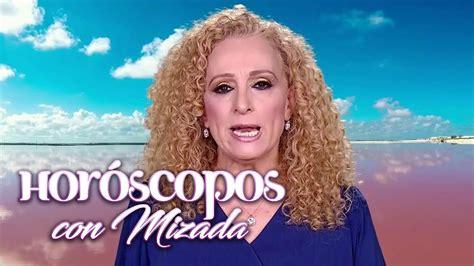 Escucha los horóscopos del día miércoles con Mizada ...