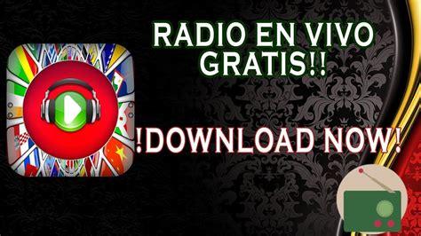 Escuchar emisoras de radios online en Tunein gratis