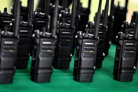 Escuchar la radio de la policía en España