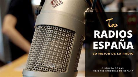 Escuchar radios online de España gratis