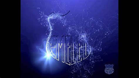 Escudo de EMELEC   Animación   YouTube