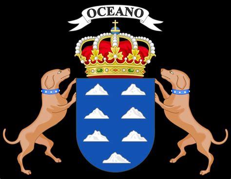 Escudo de Islas Canarias . | Escudo, Insignias militares ...