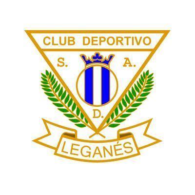 Escudo del Club Deportivo Leganés