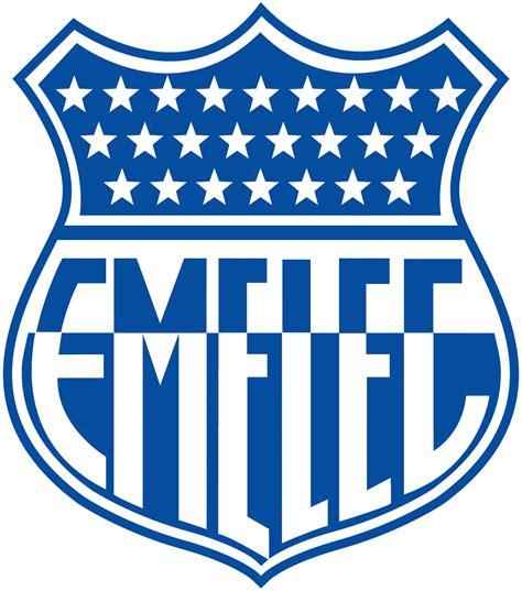 Escudo do Emelec  time de futebol  – Alta qualidade – Club ...