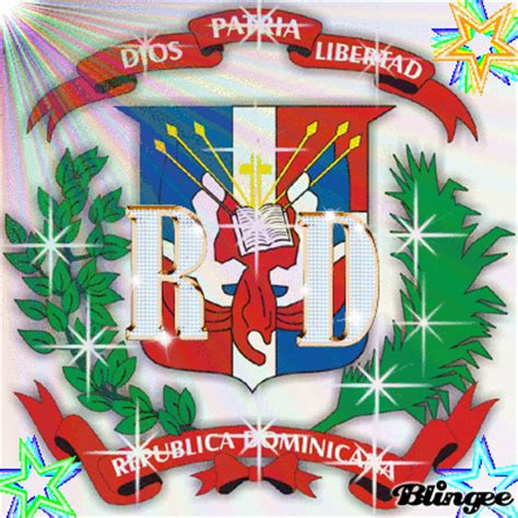 escudo republica dominicana Picture #84504531 | Blingee.com