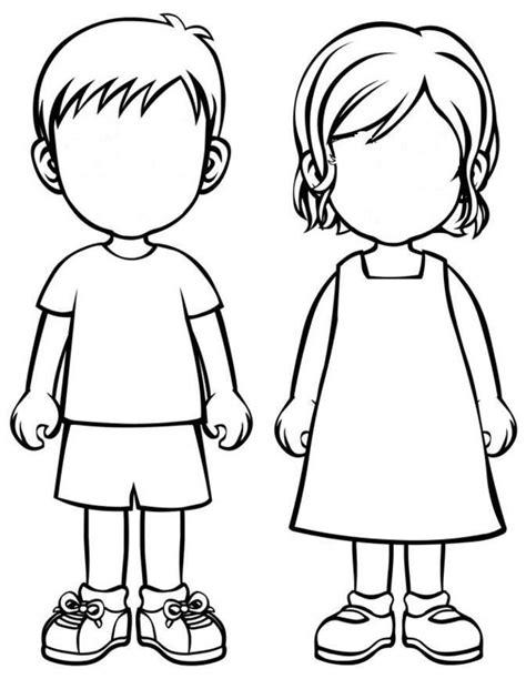 Escuela  con imágenes  | Cuerpo humano para niños, Silueta ...