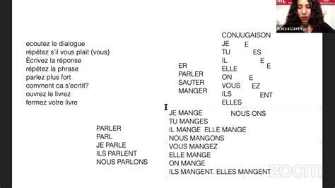 Escuela de Idiomas CIML   Clase de Francés online gratis ...