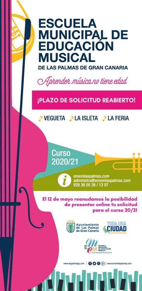 Escuela Municipal de Educación Musical de Las Palmas de ...